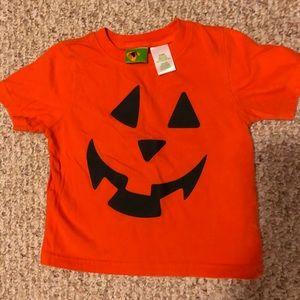Halloween kids shirt